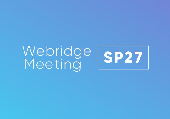 Webridge Meeting SP27 Web制作におけるUXの実践~設計から解析まで~にいってきました